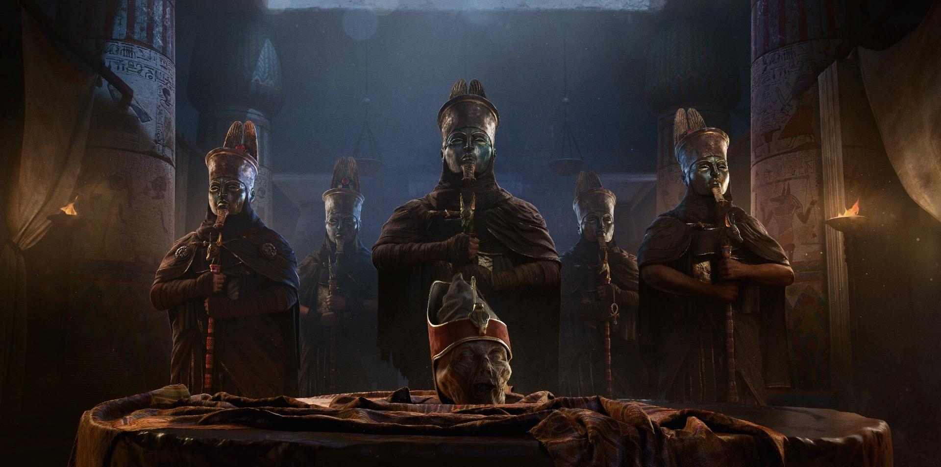 New Assassin's Creed Origins Trailer Spotlights The Order Of The Ancients