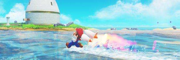 Nintendo Direct: Super Mario Odyssey New Kingdoms and Nintendo Switch Bundle.