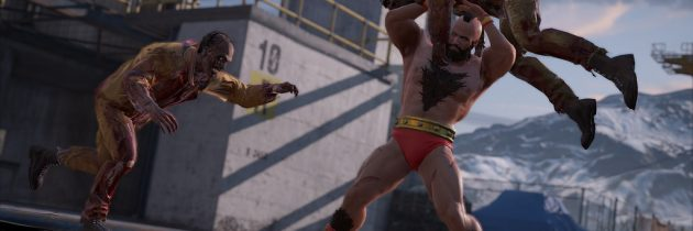 Dead Rising 4 Coming To PS4 This Year