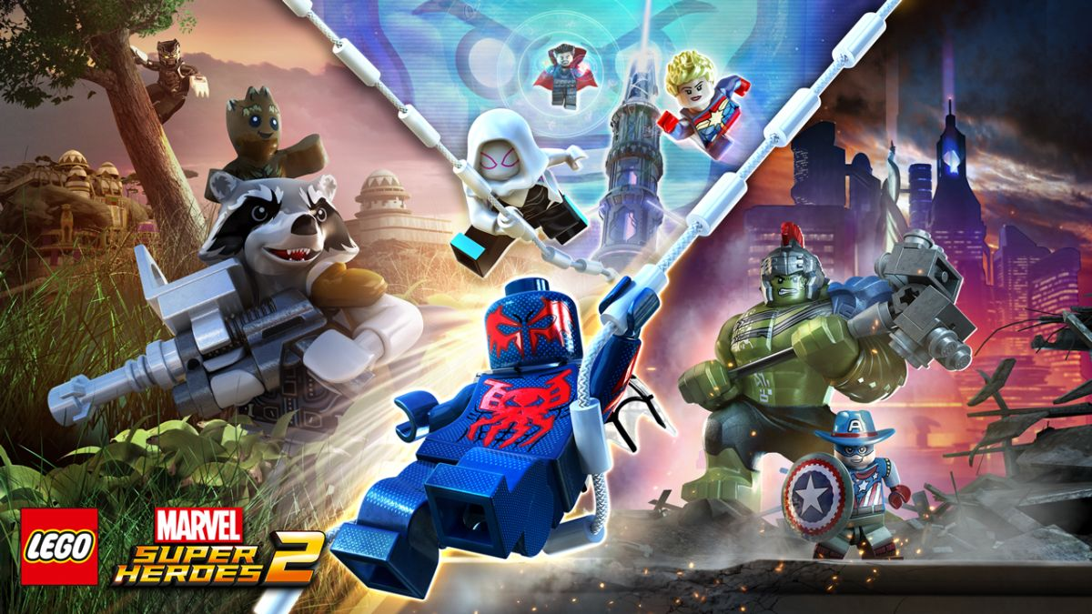 New LEGO Marvel Super Heroes 2 Showcases The Inhumans