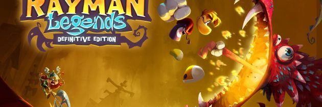 Rayman Legends Definitive Edition Out Now For Switch