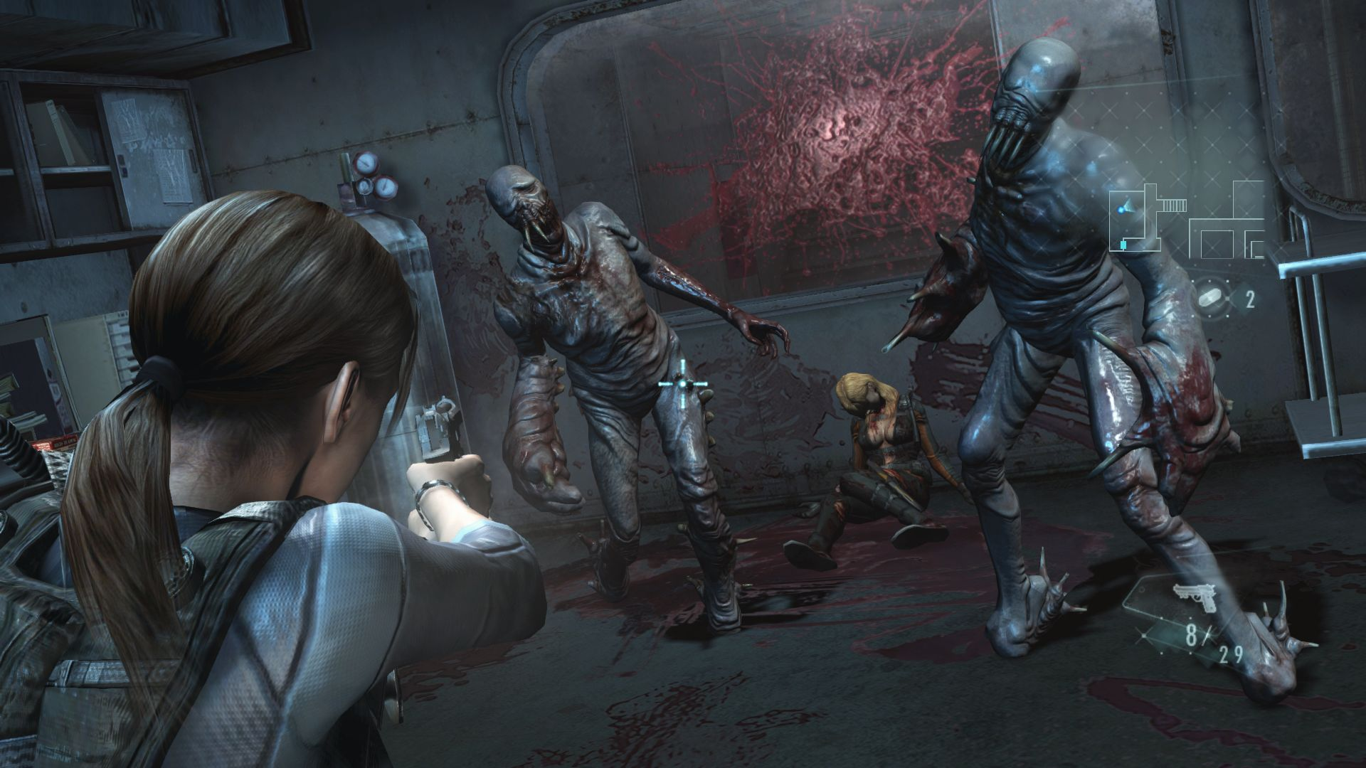 One Hour Tour: Resident Evil Revelations