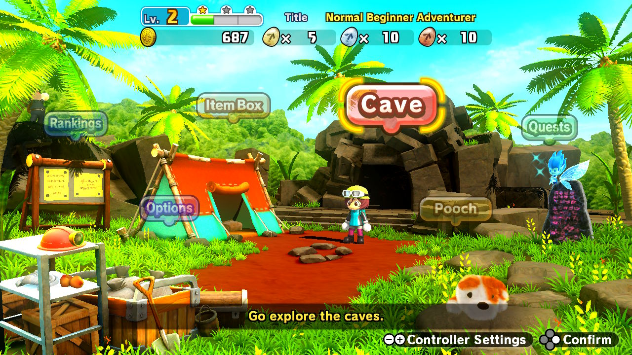 Spelunker Party! Announced For Switch And Steam