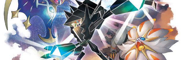 Nintendo Direct: Pokemon Ultra Sun and Ultra Moon Details Necrozma, Early Purchase Bonuses and Celebi Bonus.