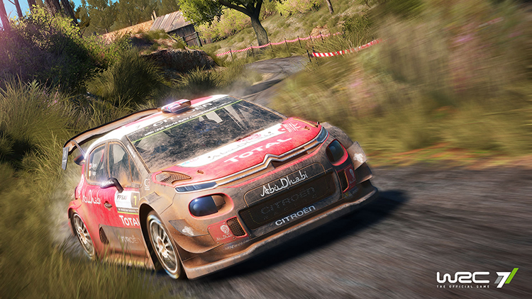 New WRC 7 trailer celebrates Toyota comeback