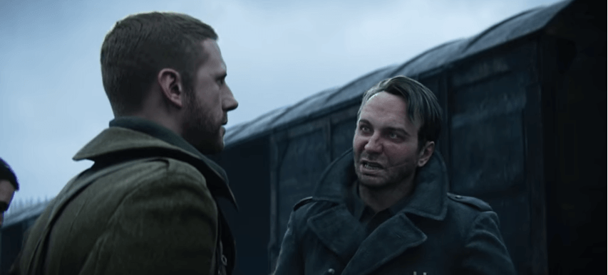 Take a Look at the New Call Of Duty WW2 Story Trailer