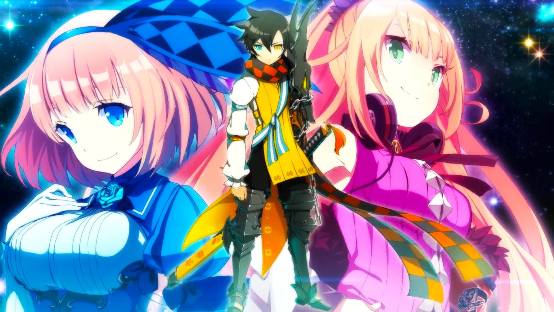 New Demon Gaze 2 Character Trailer