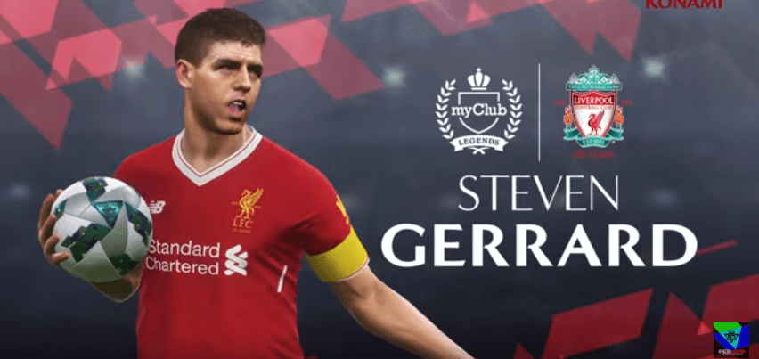 Konami Announce 4 Liverpool Legends for PES 2018