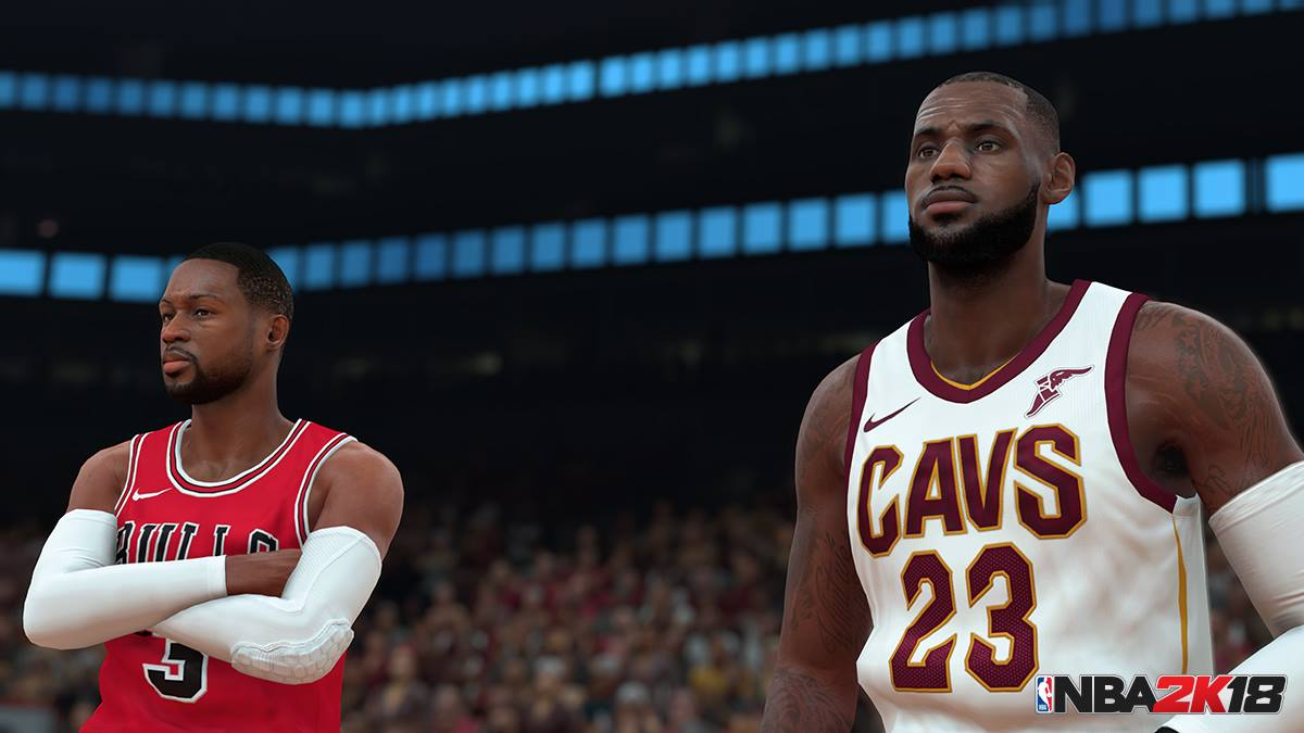 NBA 2K18 Almost Half Price This Weekend On PS4