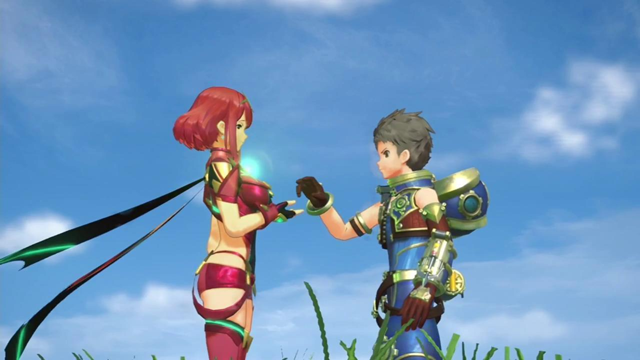 Nintendo Drops A Bunch of Info on Xenoblade Chronicles 2 Including A Crossover With Breath of the Wild!