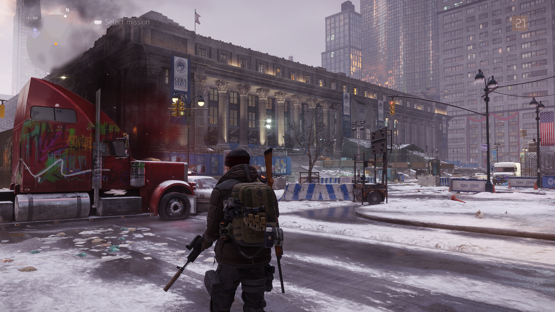 Additional Free Content Coming For The Division This Fall