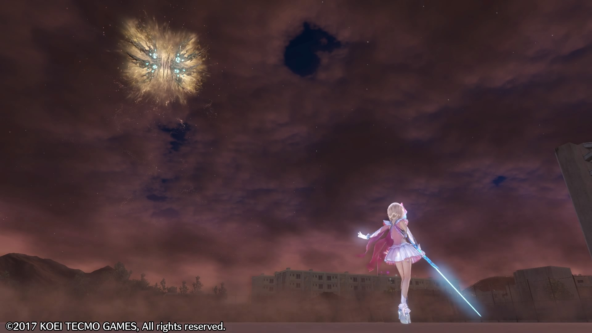 Review: Blue Reflection