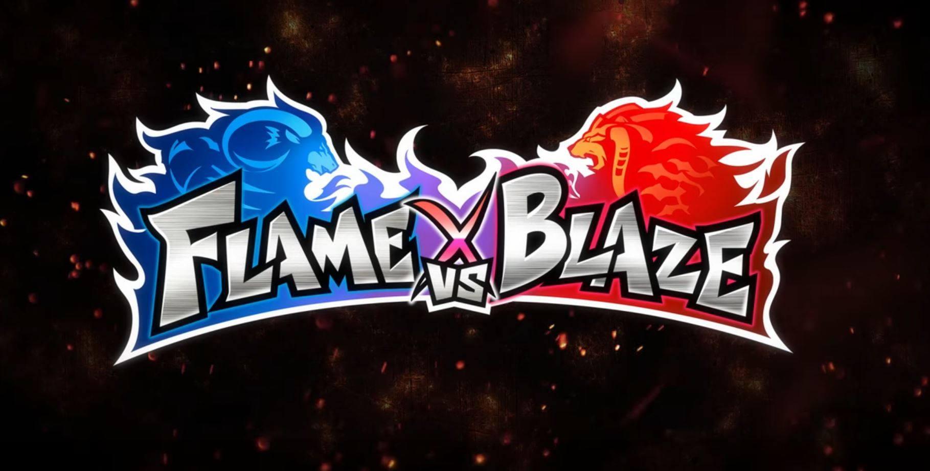 Flame Vs Blaze MOBA Available On iOS