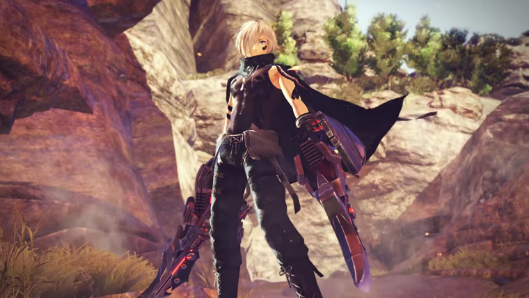 Bandai Namco Drops Some Exciting News In The Form of God Eater 3