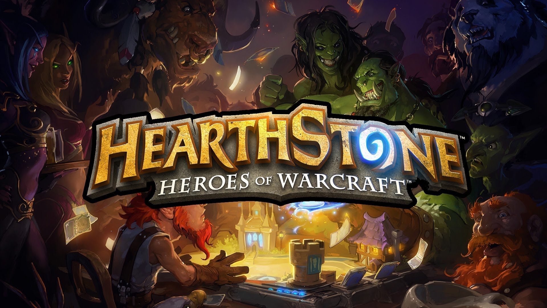 Claim Your Free Hearthstone Card Pack