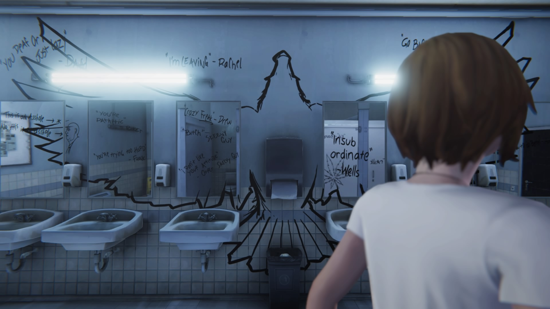 Ashly Burch and Hannah Telle Reprise Their Roles For The Bonus Episode in Life is Strange: Before The Storm