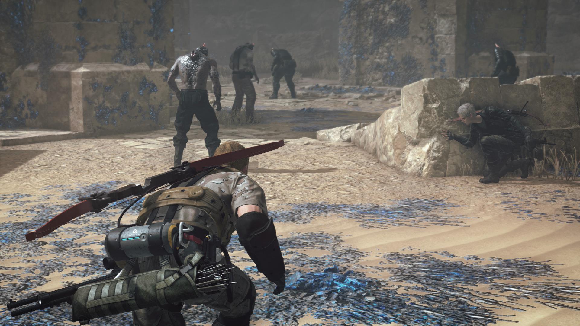 Metal Gear Survive Hits Next February