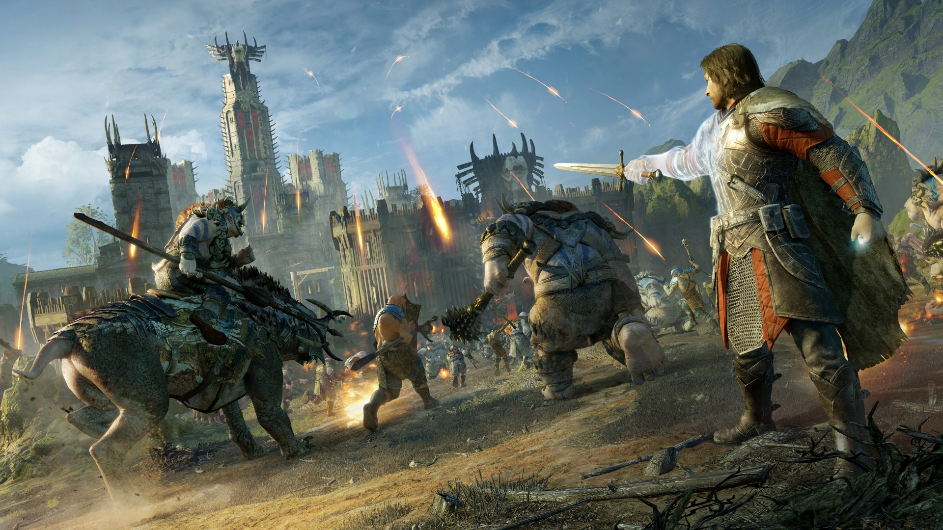 Middle-Earth: Shadow of War – Desolation of Mordor Expansion And Free Updates Now Available