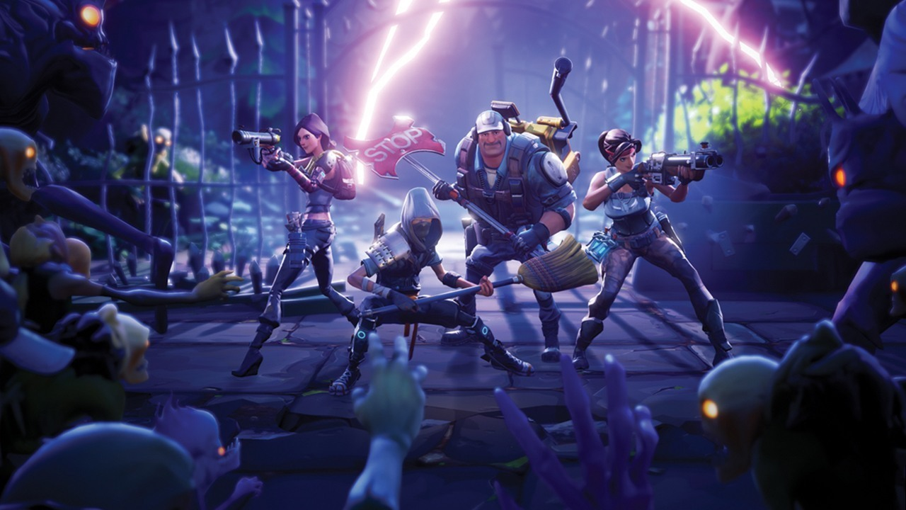 You can sign up now for Fortnite Battle Royale invite event on iOS