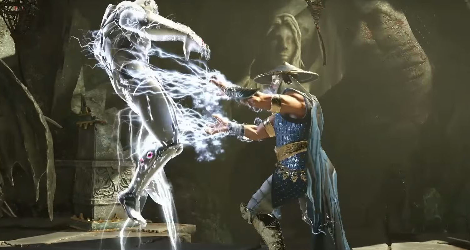 Injustice 2 DLC Adds Raiden to the Roster