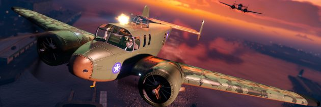 Mammoth Mogul Plane Comes To GTA Online This Week
