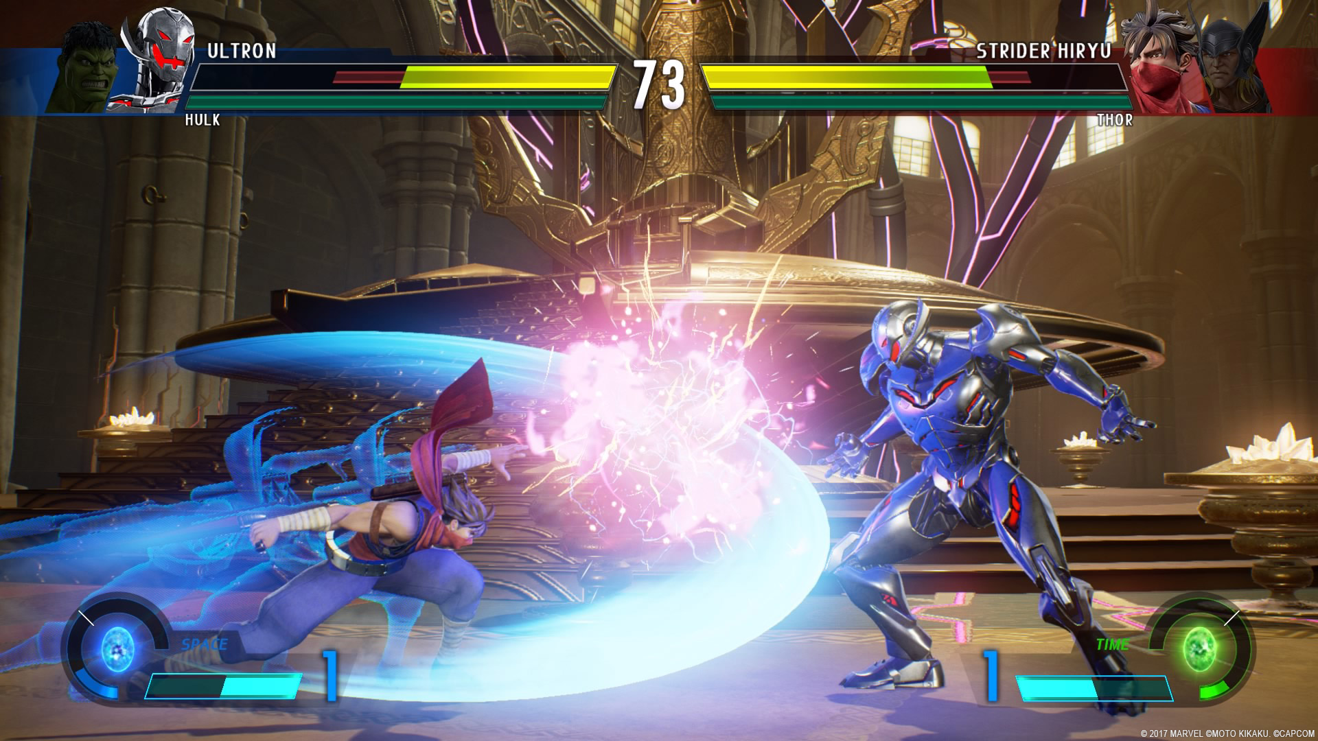 Review: Marvel vs Capcom Infinite