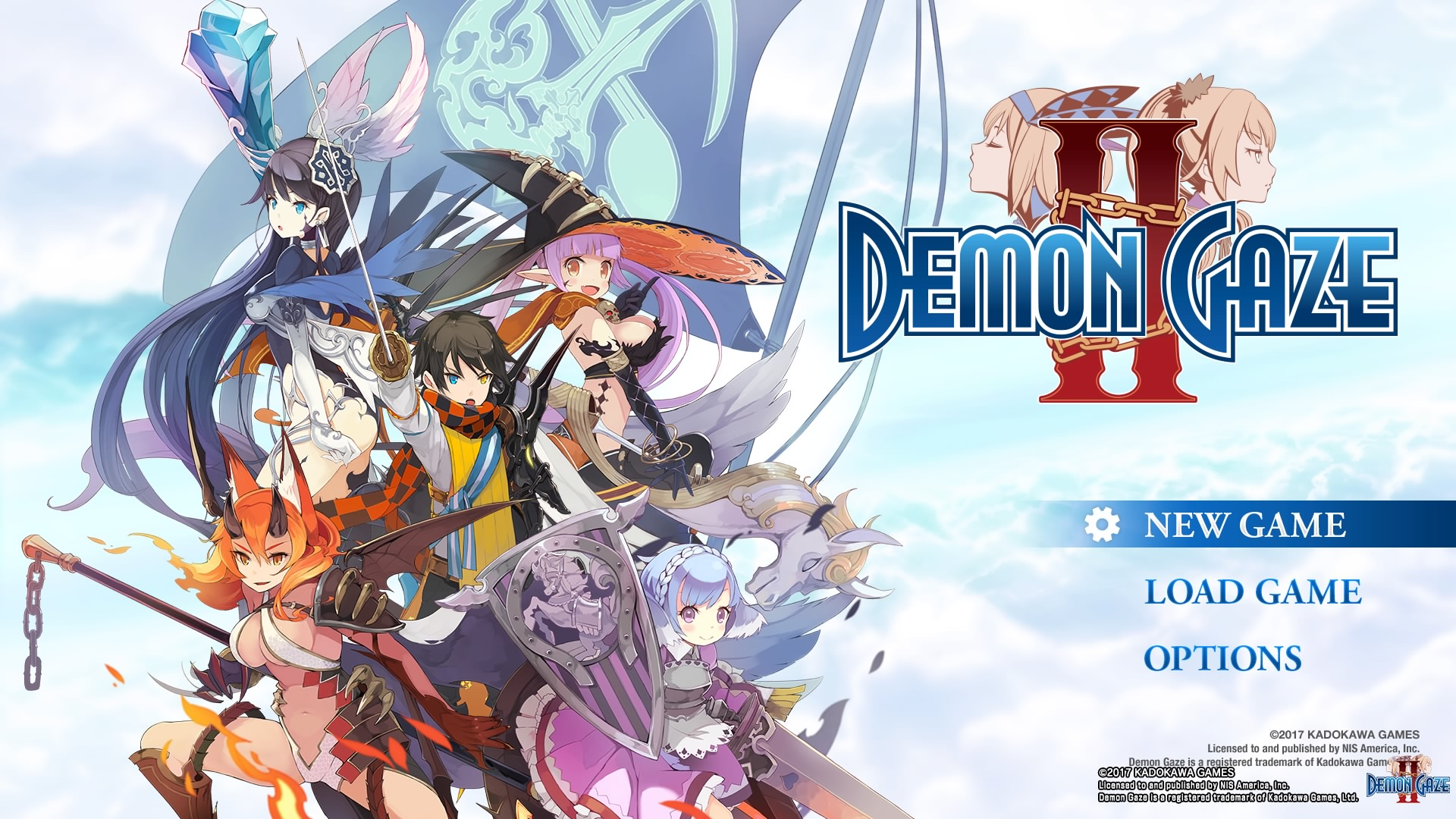 Review: Demon Gaze II