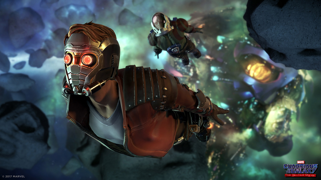 Trailer Released For The Season Finale of Marvel's Guardians of the Galaxy: The Telltale Series