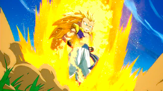 Dragon Ball FighterZ: Enter The Fused Warrior, Gotenks!