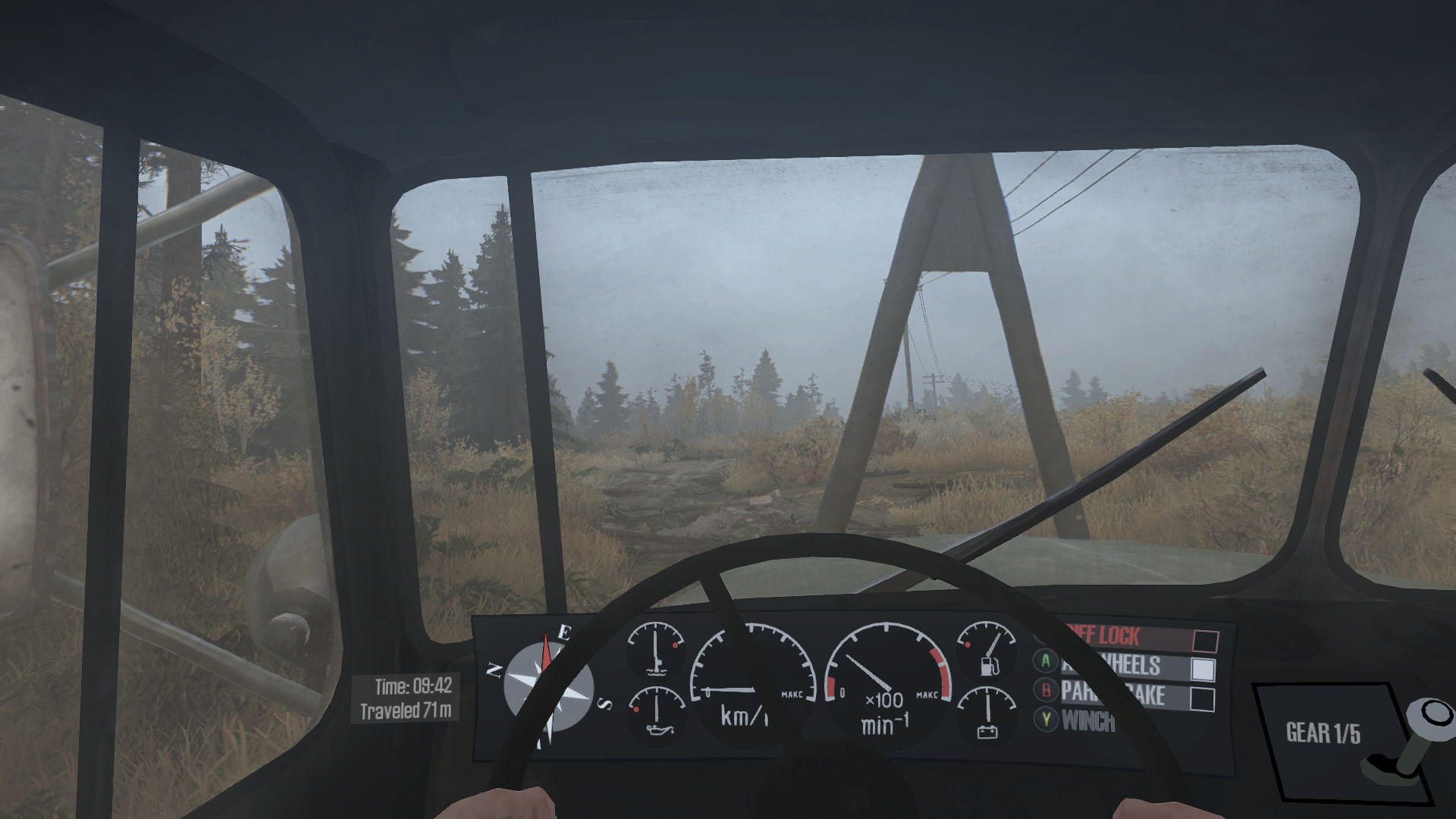 Spintires: Mudrunner have announced a new free DLC