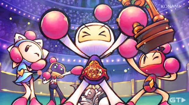 New Grand Prix Update Announced for Bomberman R