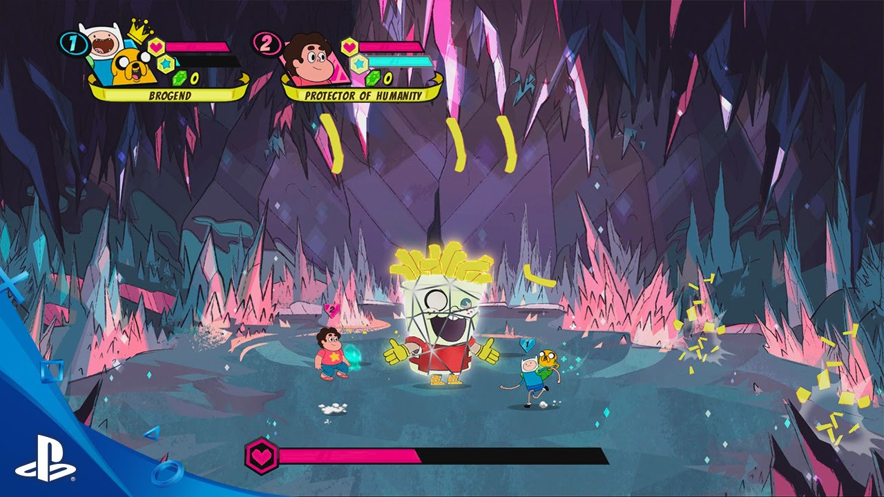 Cartoon Network: Battle Crashers Coming To Switch