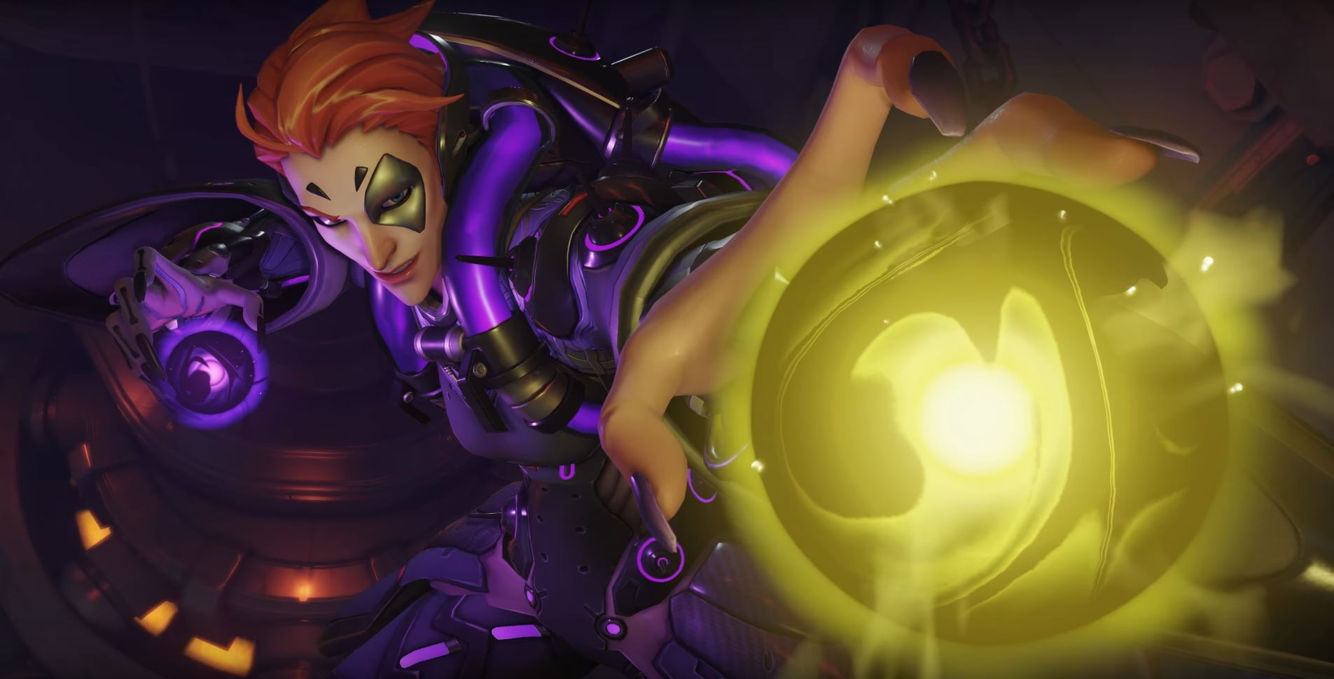 BlizzCon 2017: Moira is the Newest Hero Coming to Overwatch