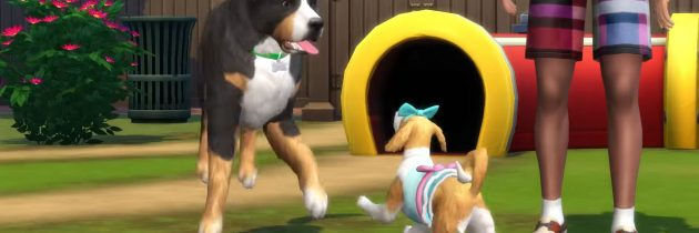 Create Your Perfect Pet with The Sims 4