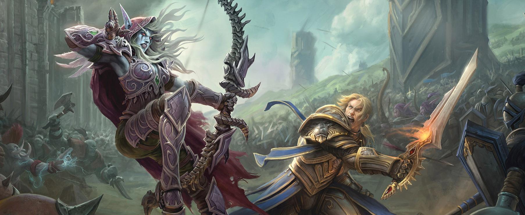BlizzCon 2017: World of Warcraft's Next Expansion Revealed