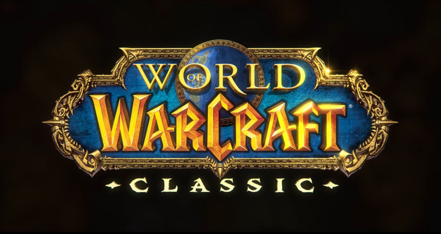 BlizzCon 2017: World of Warcraft Classic Server in Development
