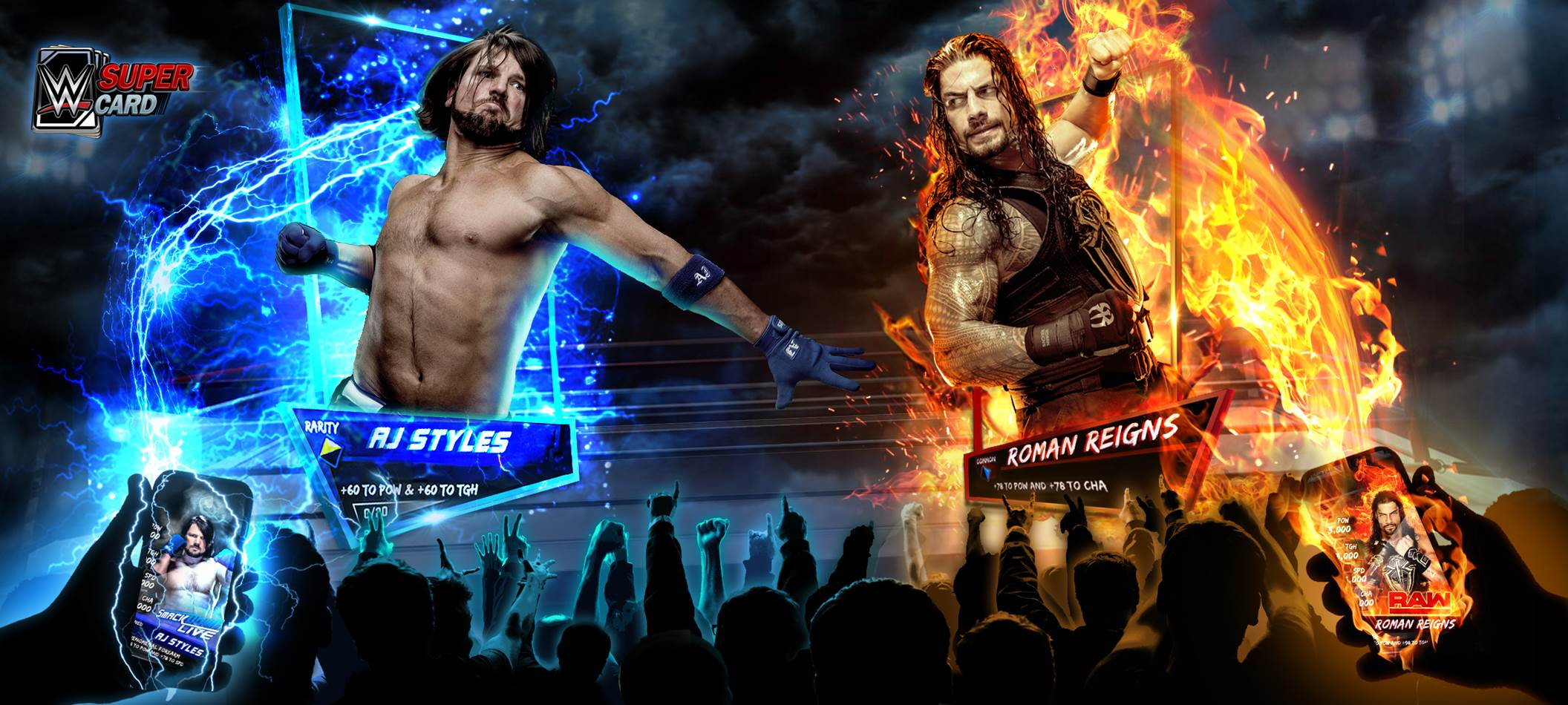 WWE SuperCards Season 4 Available For Free Download