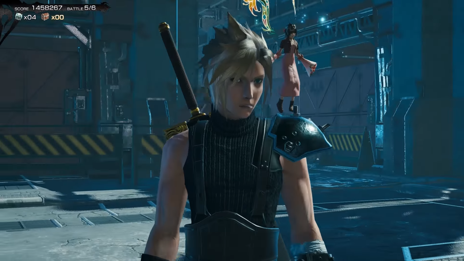 Fight As The Brooding Swordsman, Cloud Strife in Mobius Final Fantasy!