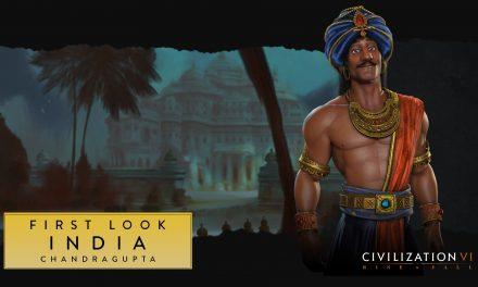 Civilization 6: Rise and Fall Chandragupta Reveal Trailer