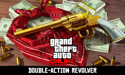 Double Action Revolver Available in GTA Online and Red Dead Redemption 2