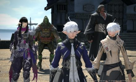 Check Out Some Beautiful Screenshots From Final Fantasy 14's Upcoming Patch 4.2