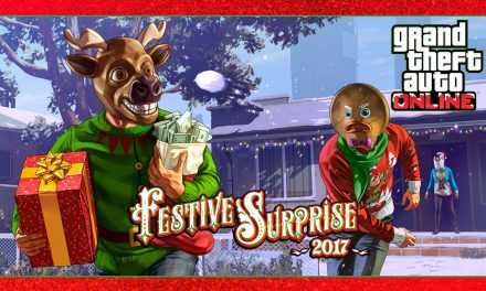 GTA Online Annual Festive Surprise Event Includes A New Vehicles Plus A Slew of Discounts!