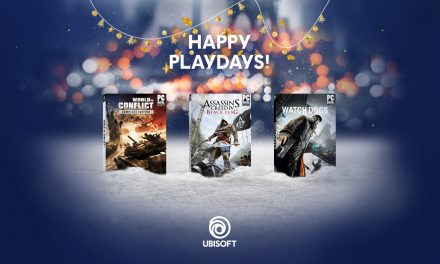Want Free Games? Ubisoft Is Extending Its Free Digital Games Offer For PC Gamers.