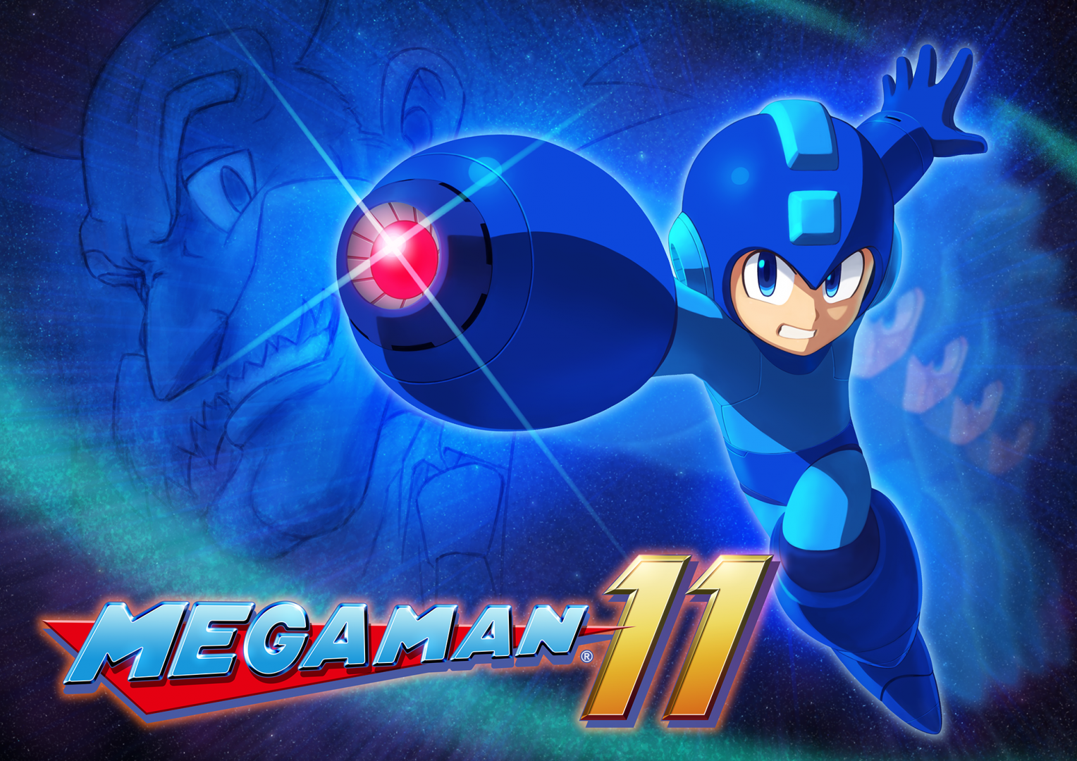 Charge Your Mega Buster! Mega Man 11 Launches October 2018