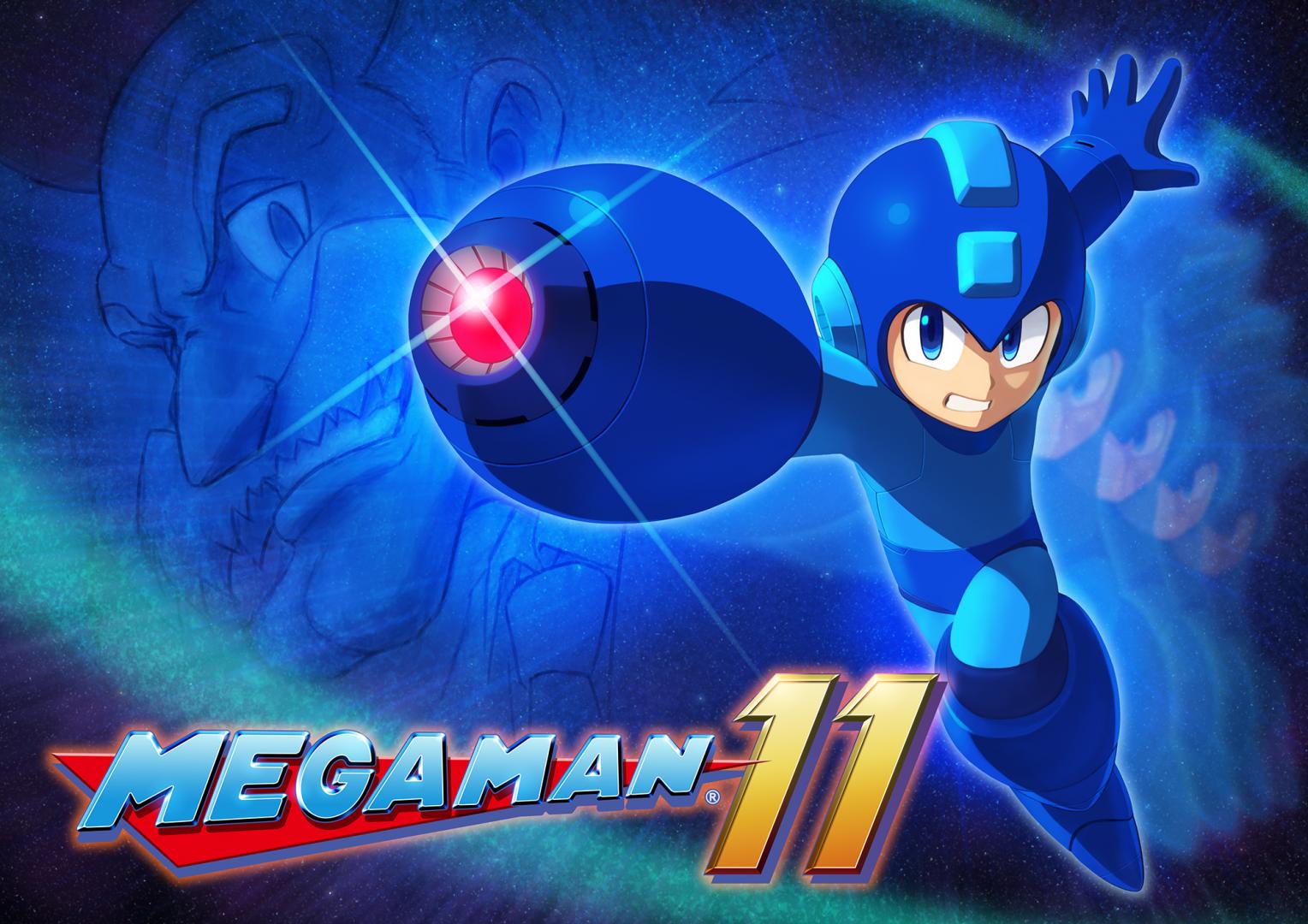 Capcom Finally Announced A Brand New Mega Man Game!!!