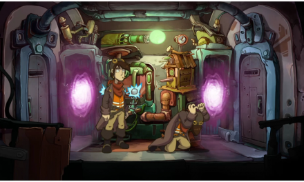 Let's Play Chaos on Deponia on PS4