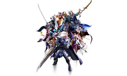 Dissidia Final Fantasy NT Heresy Warriors Character Trailer