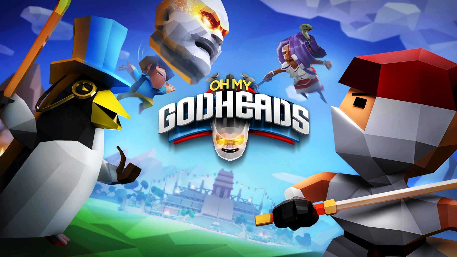 Review: Oh My Godheads