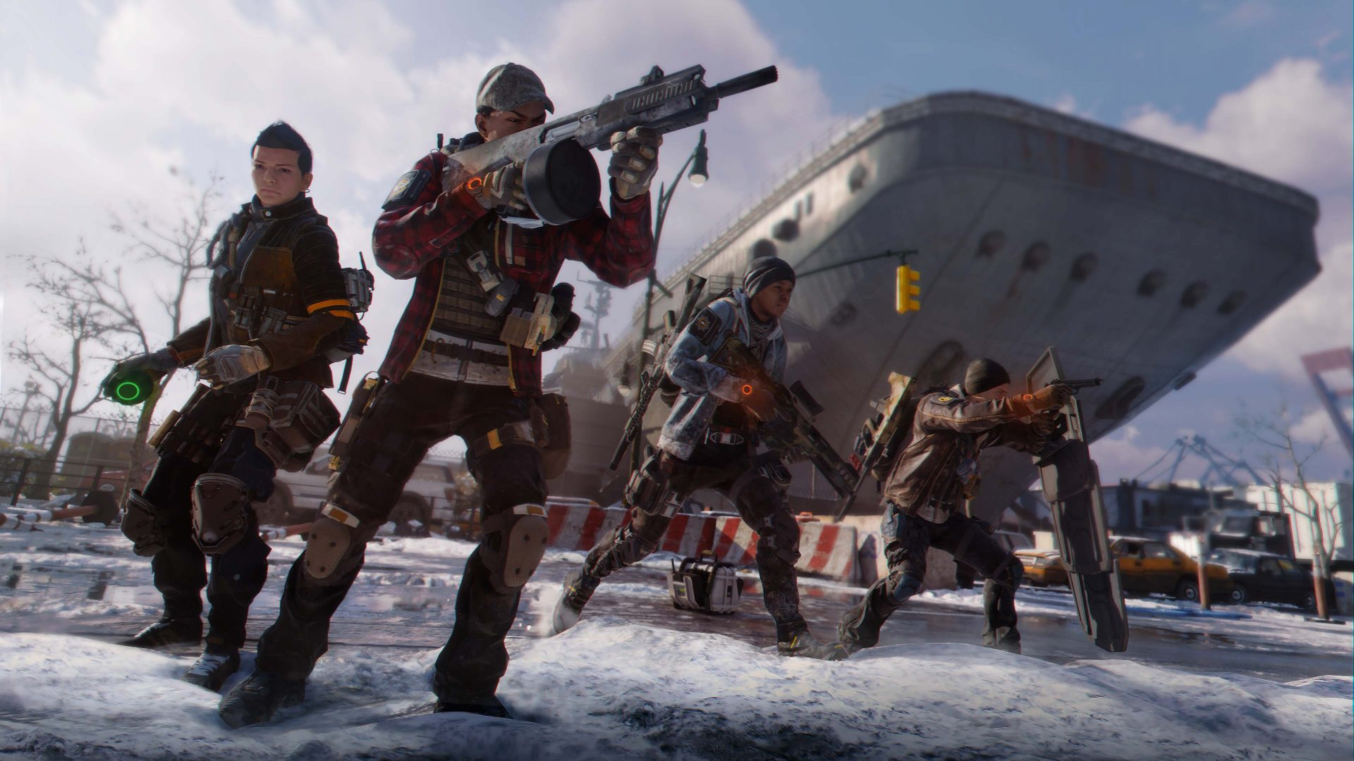 The Division 1.8 Update Arrives Tomorrow with New Map and Game Modes