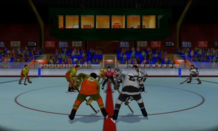Review: Bush Hockey League